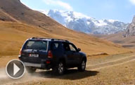 Video: Jeep Touren rund um Kirgisistan