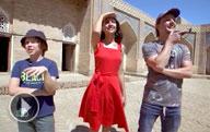 НТВ, выпуск №3, эфир от 04.11.2017. Эта молодая семья провела очень нестандартный отпуск в Узбекистане! Таким Узбекистан еще мало кто видел!