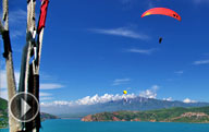 Paragliding in Uzbekistan and Central Asia, Program of the paragliding tour