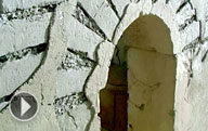 Khorezm Zoroastrian Sites. Ruins of Ancient Settlements. Uzbekistan Heritage Sites.